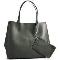 Taschen Damen Shopper / Einkaufstasche Christian Laurier AMY VERT FONCE