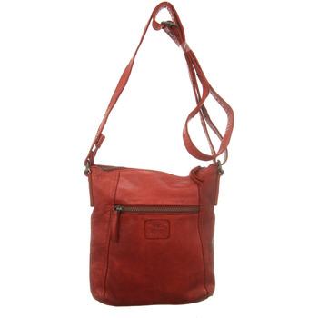 Taschen Damen Umhängetaschen Bear Design Mode Accessoires CL 40479 ROOD rot
