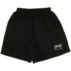 Kleidung Herren Shorts / Bermudas Hungaria H-15BMJXK000 Schwarz