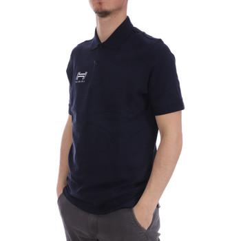 Kleidung Herren Polohemden Hungaria H-16TOMYD000 Blau