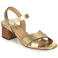 Schuhe Damen Sandalen / Sandaletten JB Martin OXIA Gold