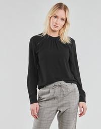 Kleidung Damen Tops / Blusen Only ONLNEW MALLORY Schwarz