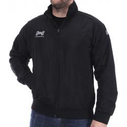 Kleidung Herren Jacken Hungaria H-16TPUXUX00 Schwarz