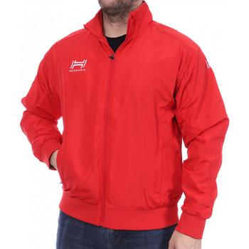 Kleidung Herren Jacken Hungaria H-16TPUXUX00 Rot