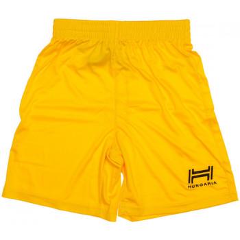 Kleidung Herren Shorts / Bermudas Hungaria H-15BMJUK000 Gelb