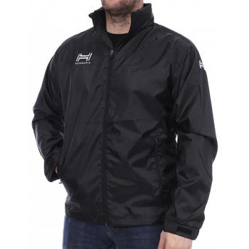 Kleidung Herren Jacken Hungaria H-16TMUXW000 Schwarz