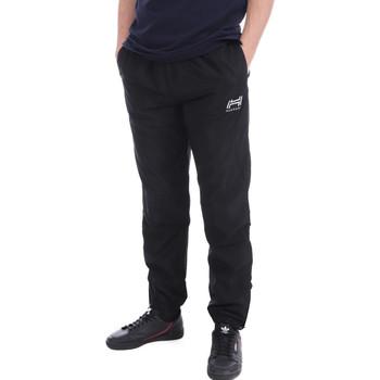 Kleidung Herren Jogginghosen Hungaria H-15BMUXH000 Schwarz