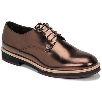 Schuhe Damen Derby-Schuhe JB Martin BALADE Braun