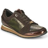 Schuhe Damen Sneaker Low JB Martin VILNES Braun