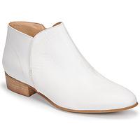 Schuhe Damen Boots JB Martin AGNES Weiss