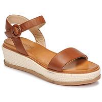 Schuhe Damen Sandalen / Sandaletten JB Martin CAT Blau / weiss / rot
