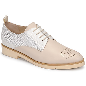 Schuhe Damen Derby-Schuhe JB Martin FAVEUR E18 Beige