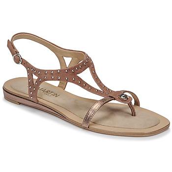 Schuhe Damen Sandalen / Sandaletten JB Martin ALANIS Rose