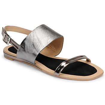 Schuhe Damen Sandalen / Sandaletten JB Martin AVERY Silbern