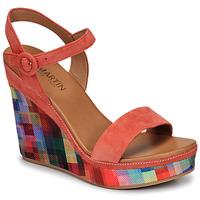 Schuhe Damen Sandalen / Sandaletten JB Martin LIVE E19 Multicolor