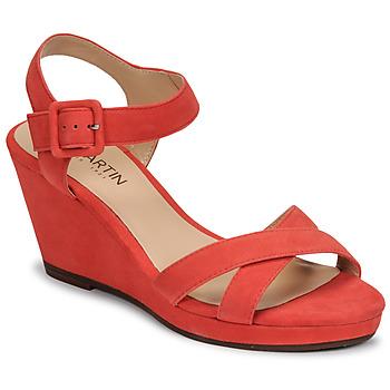 Schuhe Damen Sandalen / Sandaletten JB Martin QUERIDA Rose