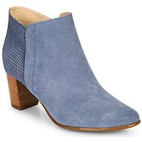 Schuhe Damen Low Boots JB Martin 2TABADA Blau