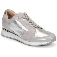 Schuhe Damen Sneaker Low JB Martin VILNES E19 Silbern
