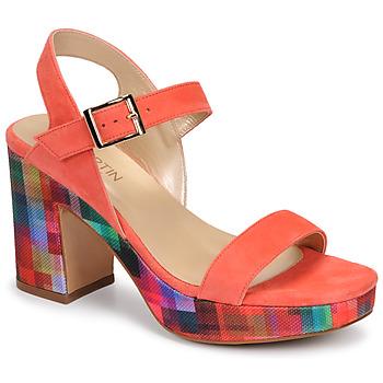 Schuhe Damen Sandalen / Sandaletten JB Martin XEPIA Rose