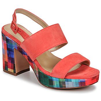 Schuhe Damen Sandalen / Sandaletten JB Martin XIAO Orange