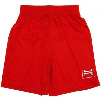 Kleidung Herren Shorts / Bermudas Hungaria H-15BMJUK000 Rot