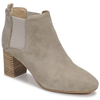 Schuhe Damen Low Boots JB Martin ALIXIA Beige