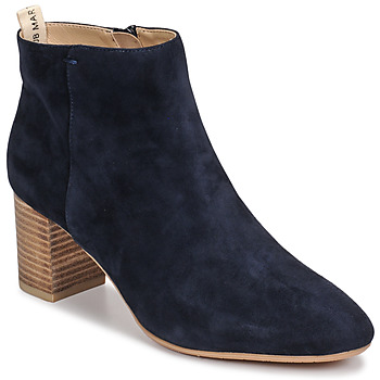 Schuhe Damen Low Boots JB Martin ALIZE Blau
