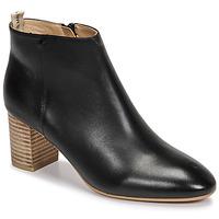 Schuhe Damen Low Boots JB Martin ALIZE Schwarz