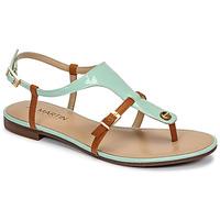 Schuhe Damen Sandalen / Sandaletten JB Martin GAELIA Azur