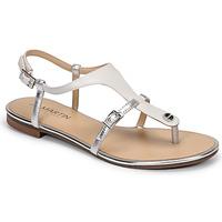 Schuhe Damen Sandalen / Sandaletten JB Martin GAELIA E20 Silbern