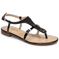 Schuhe Damen Sandalen / Sandaletten JB Martin GAELIA E20 Schwarz