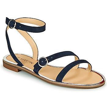 Schuhe Damen Sandalen / Sandaletten JB Martin GILANA Marine