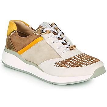 Schuhe Damen Sneaker Low JB Martin KALIO 20 Braun