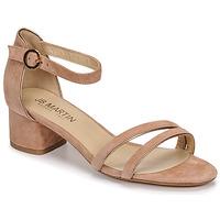 Schuhe Damen Sandalen / Sandaletten JB Martin MACABO Rose