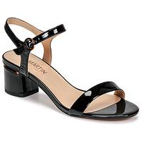 Schuhe Damen Sandalen / Sandaletten JB Martin MALINA Schwarz