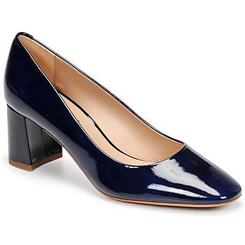Schuhe Damen Pumps JB Martin NORMAN Blau