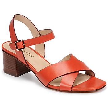 Schuhe Damen Sandalen / Sandaletten JB Martin OXIA Orange