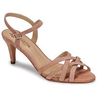 Schuhe Damen Sandalen / Sandaletten JB Martin PIRIA Rose