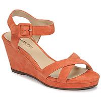 Schuhe Damen Sandalen / Sandaletten JB Martin QUERIDA E20 Orange
