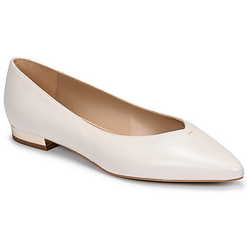 Schuhe Damen Ballerinas JB Martin VERONICA E20 Beige