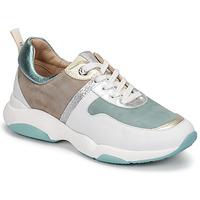 Schuhe Damen Sneaker Low JB Martin WILO Blau