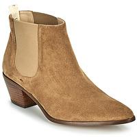 Schuhe Damen Low Boots JB Martin ZORIA Braun