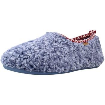 Schuhe Damen Hausschuhe Toni Pons MARTA SH Blau