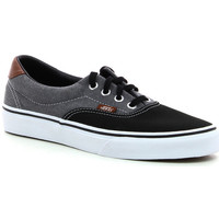 Schuhe Sneaker Low Vans U Era 59 canvas/chambrey black
