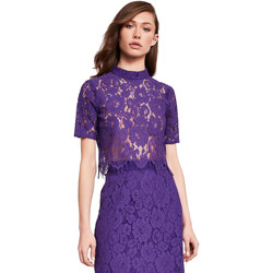 Kleidung Damen Tops / Blusen Gaudi 921FD45001 Violett