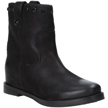 Schuhe Damen Low Boots Apepazza 9FRSB01 Schwarz