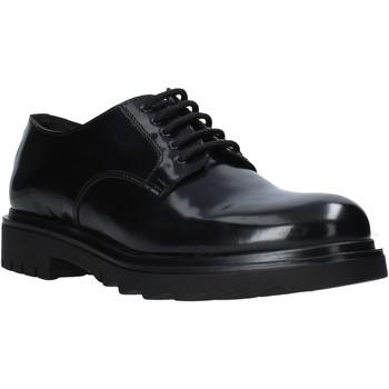 Schuhe Herren Derby-Schuhe Exton 608 Schwarz