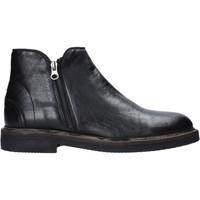 Schuhe Herren Boots Exton 851 Schwarz