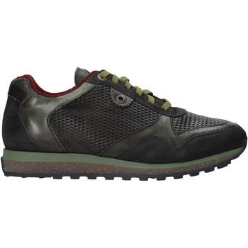 Schuhe Herren Sneaker Low Exton 340 Grün