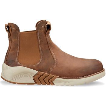 Schuhe Herren Boots Docksteps DSM105601 Braun
